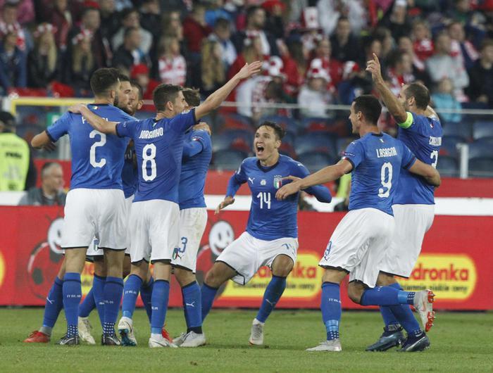 Nations League, bellissima Italia contro la Polonia: Biraghi uomo gol al 93'