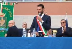 Siracusa, Italia si insedia ma continua a elogiare il coraggio di Garozzo