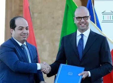 Alfano: la Libia partner privilegiato per hub nel Mediterraneo