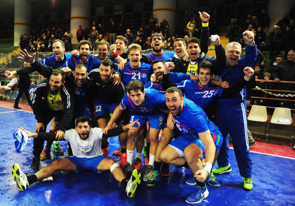 Pallamano, euro 2020. A Siracusa la nazionale batte il Lussemburgo e chiude il girone al primo posto