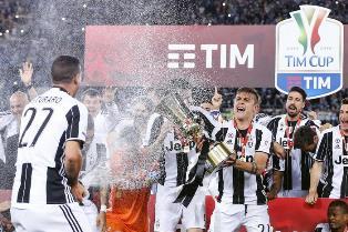 La Juve batte il Milan ai supplementari ed alza al cielo la Coppa Italia