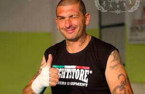 Estorsioni, arrestato il campione pugilato Ivan Di Bernardino