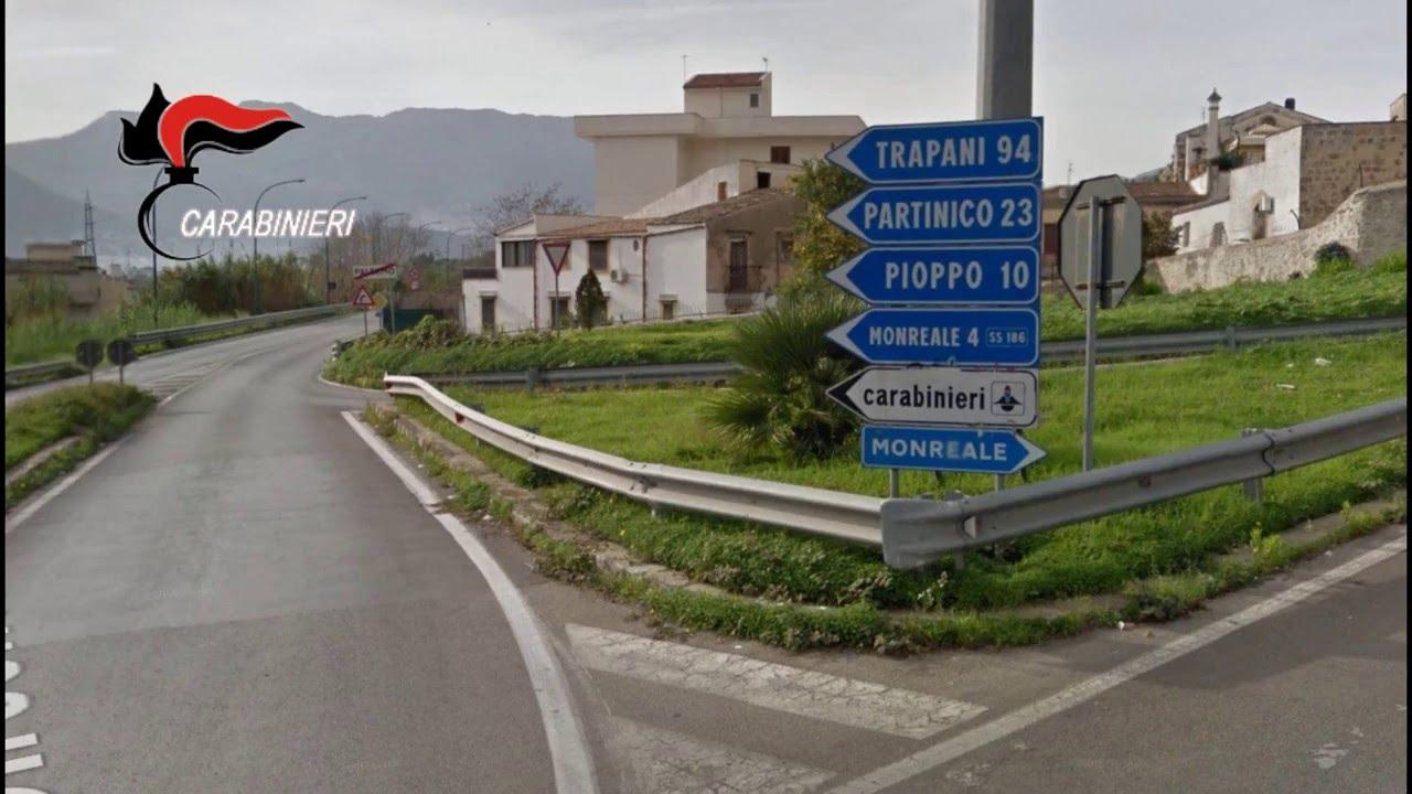 Lite tra due famiglie a San Giuseppe Jato, donna ferita