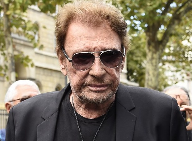 E' morto Johnny Hallyday: addio all'icona della musica rock francese