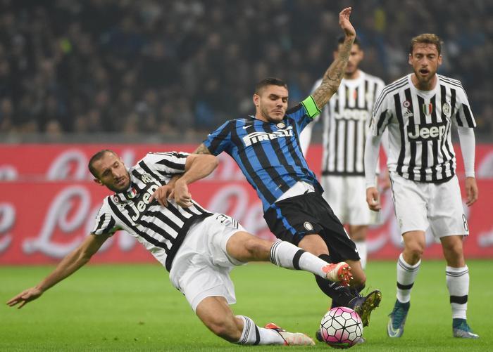 Inter e Juventus si danno battaglia: finisce 0 a 0