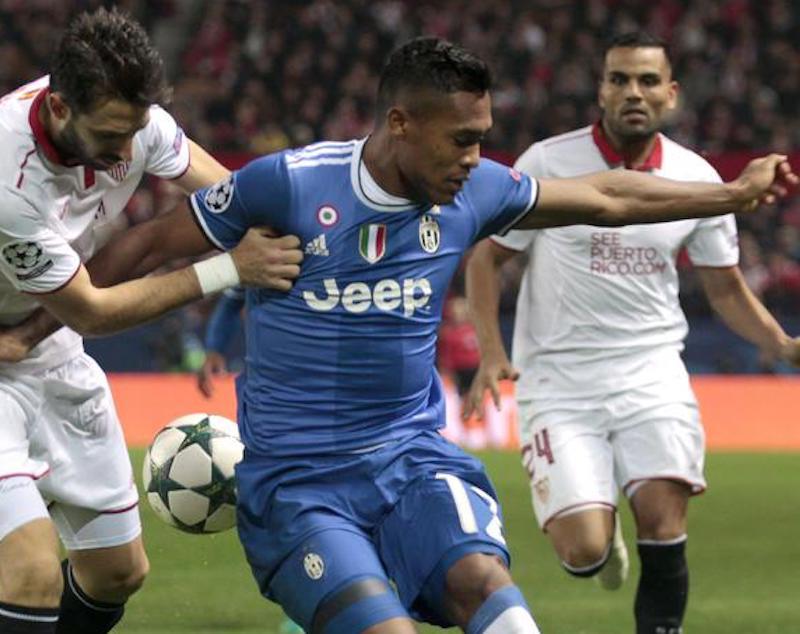 La Juventus sbanca a Siviglia per 3 a 1 e vola agli ottavi di finale