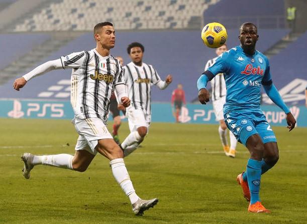 """Ronaldo """"sfonda"""" e Morata """"mette la firma"""": la Juve batte il Napoli ( 2 a 0 ) e conquista la nona Supercoppa Italiana"""