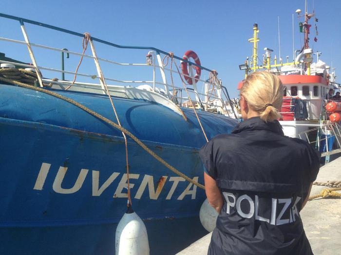 Trapani, il 24 aprile la Corte deciderà sul rilascio della nave Iuventa
