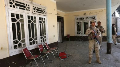 Razzo contro l'ambasciata italiana in Afghanistan: due feriti