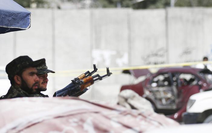 Razzo cade vicino ambasciata Usa di Kabul