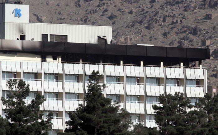 Commando attacca hotel Intercontinentale di Kabul