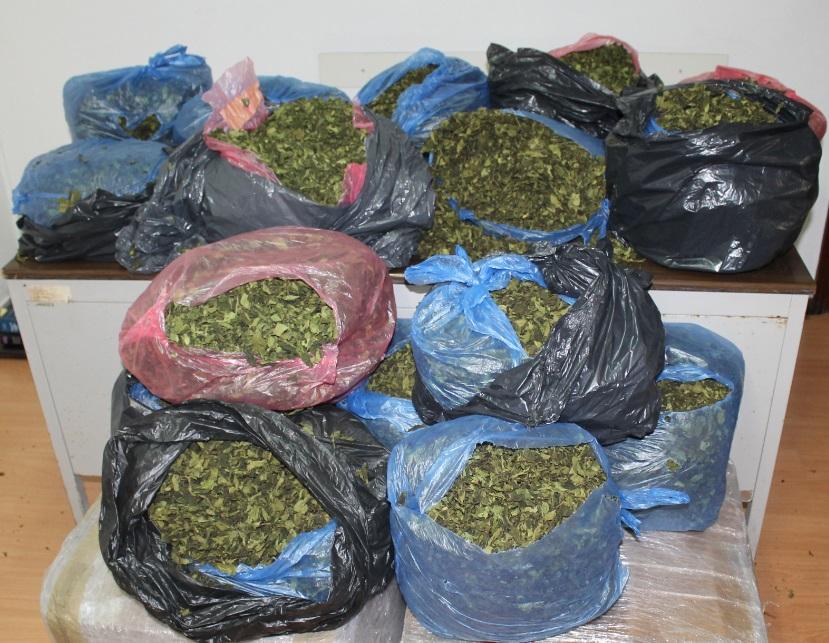 """Sbarca da Malta con la droga, arrestato  a Pozzallo con 36 chili di """"Khat"""""""