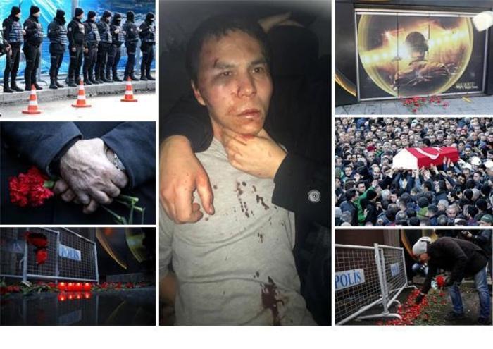 Arrestato uzbeko autore strage Capodanno: