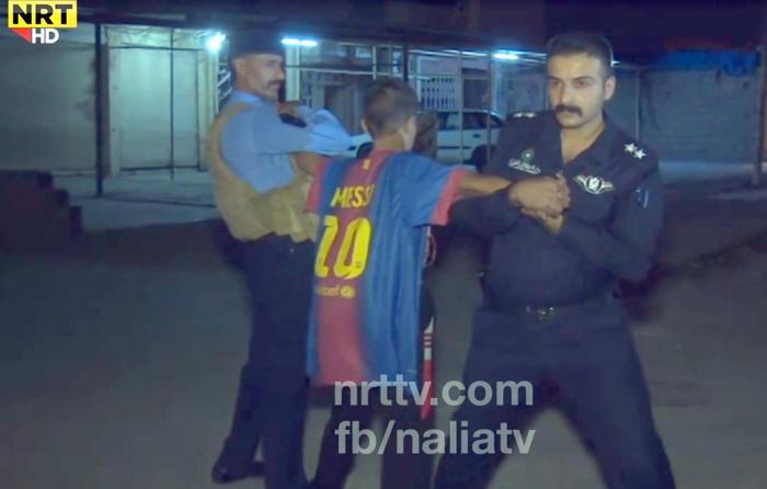 Bloccato un bambino di 12 anni che si voleva fare esplodere in Kurdistan
