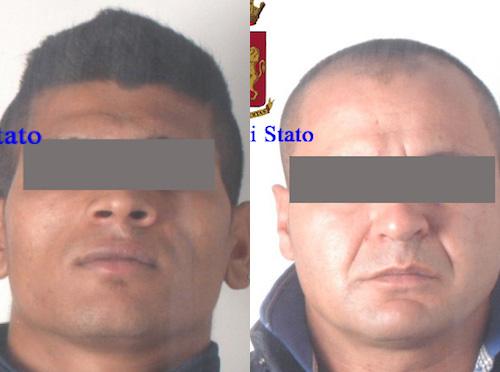 Ragusa, figlio e compagna ridotti in schiavitù: due arresti