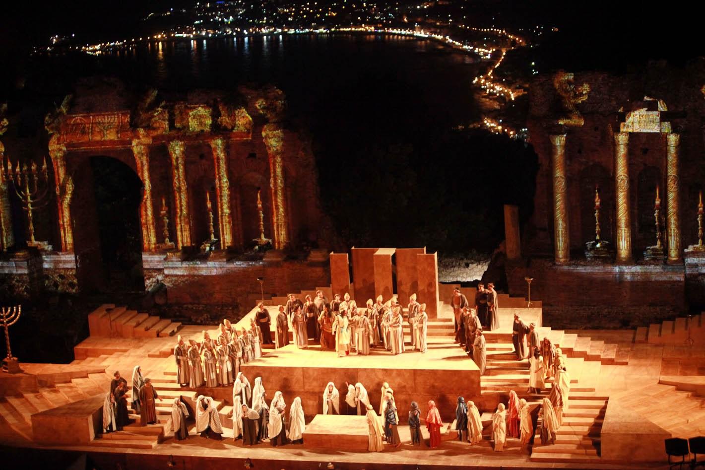 La Carmen in scena a Taormina, oggi la presentazione a Catania
