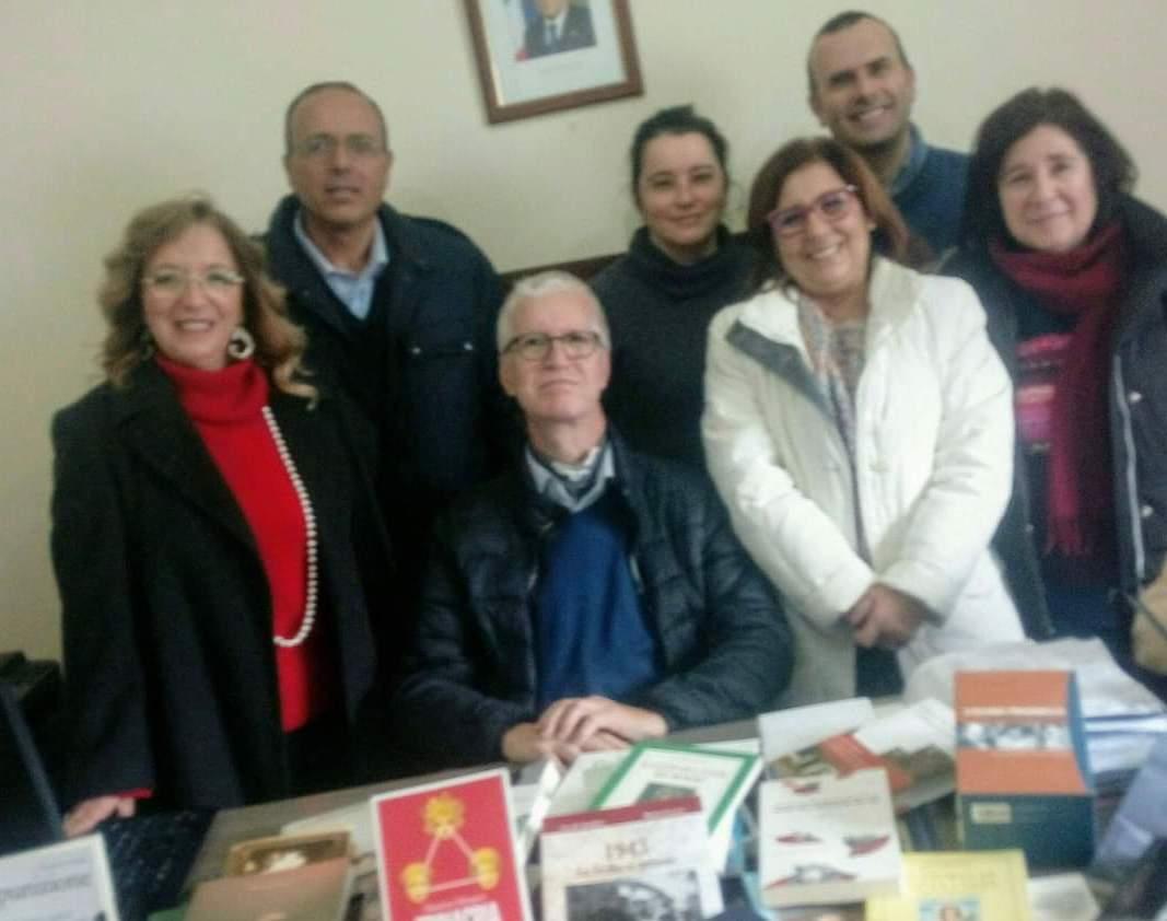 Libero Consorzio di Siracusa dona libri al carcere di Piazza Armerina
