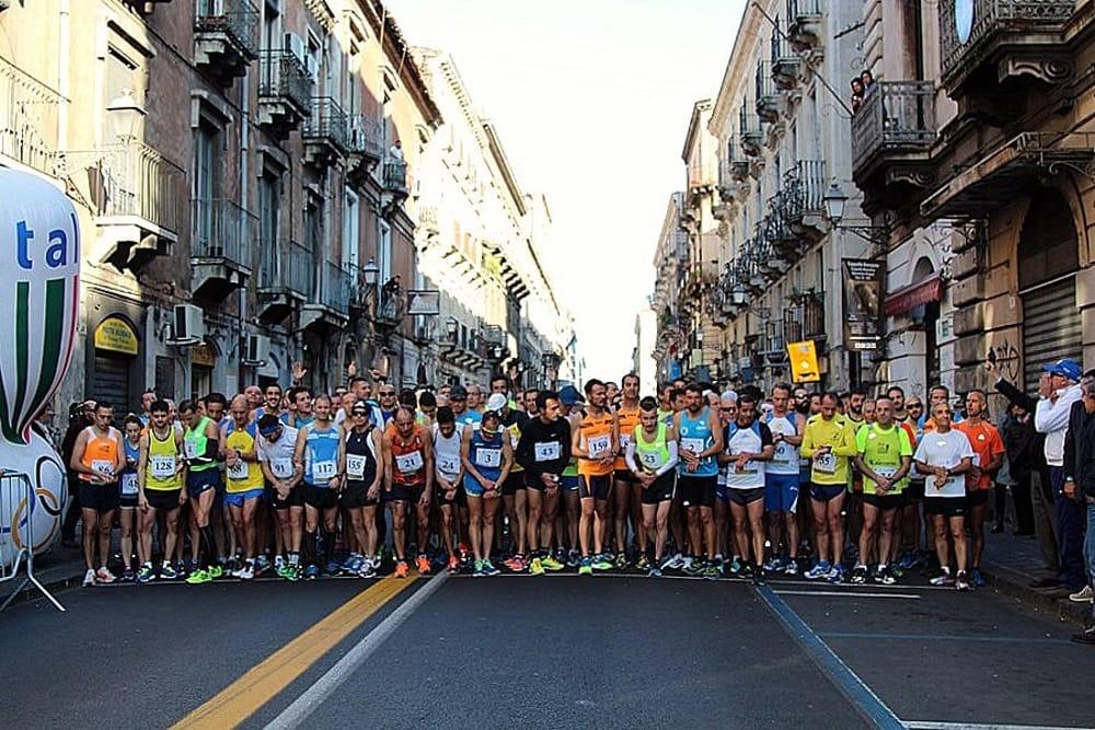 """Tremila atleti impegnati a Catania per la """"Coppa Sant'Agata 2020"""""""