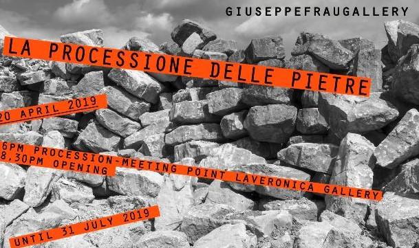 """Modica, """"Processione delle pietre"""" in programma sabato in Corso Umberto"""