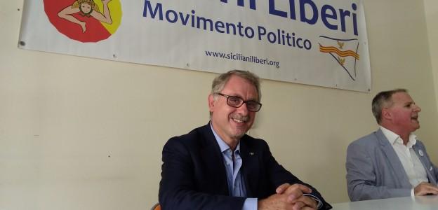 Parte la campagna di Siciliani Liberi, La Rosa candidato governatore