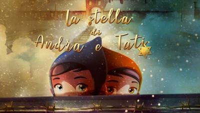 """Shoah: """"La stella di Andra e Tati"""", il film lega Palermo e Auschwitz"""