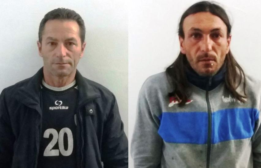Noto, tentano di rubare materiale edile: arrestati due presunti ladri