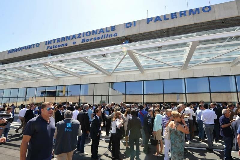 Oltre 201 mila viaggiatori all'aeroporto di Palermo per Ferragosto