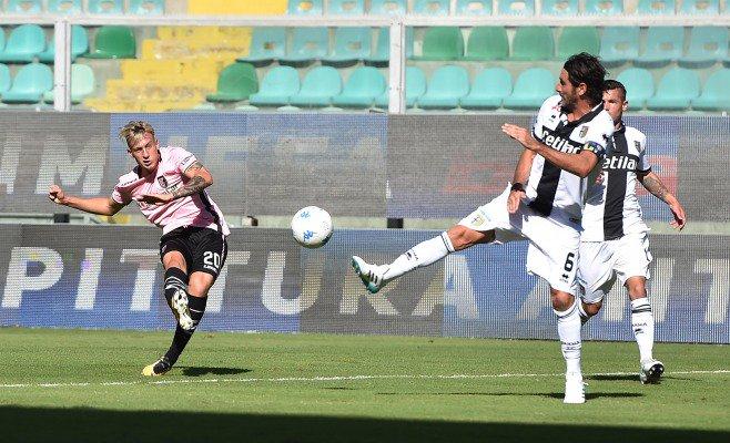 Il Palermo domani sera recupera a Parma: obbiettivo agganciare il secondo posto