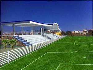 La Lega Calcio di serie B avvia la raccolta di fondi per costruire lo stadio a Lampedusa
