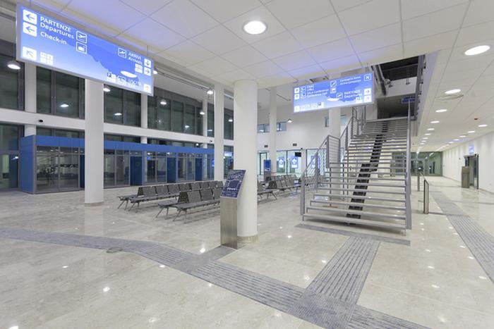 Decolla l'aeroporto di Lampedusa: + 31,2% rispetto al 2014