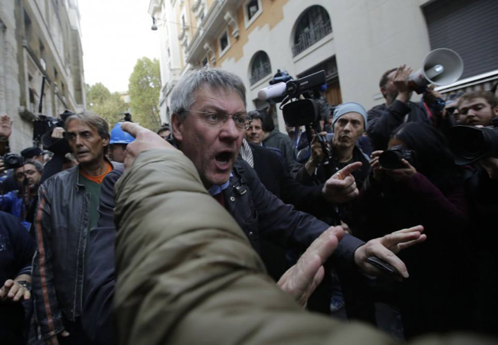 """""""Pensioni i conti non tornano"""", diecimila in piazza a Palermo  contro la Riforma"""