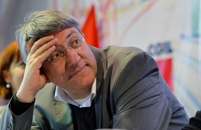 Cgil, no allo sfruttamento nei campi: Landini a Cassibile, Pachino e Rosolini