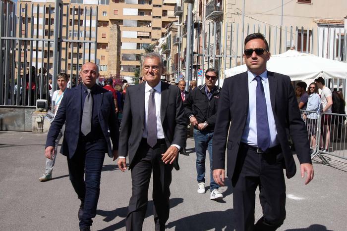 """Il pg di Caltanissetta: """"Mi odiano i mafiosi e gli anti-mafiosi"""""""