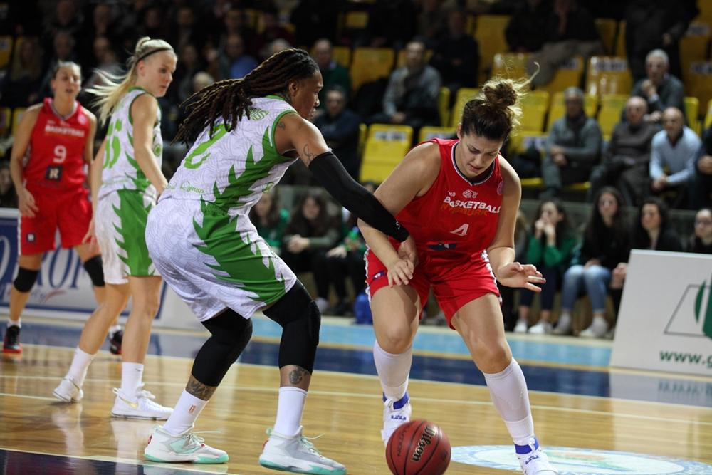 Basket, Ragusa nell'Europa che conta: prossima sfida con il Galatasaray