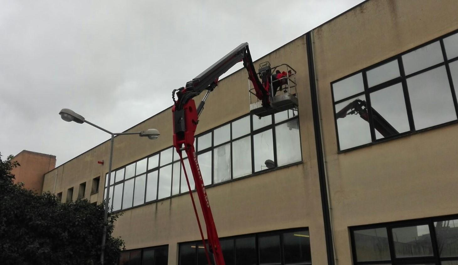 Vittoria, lavori di straordinaria manutenzione all'istituto Traina