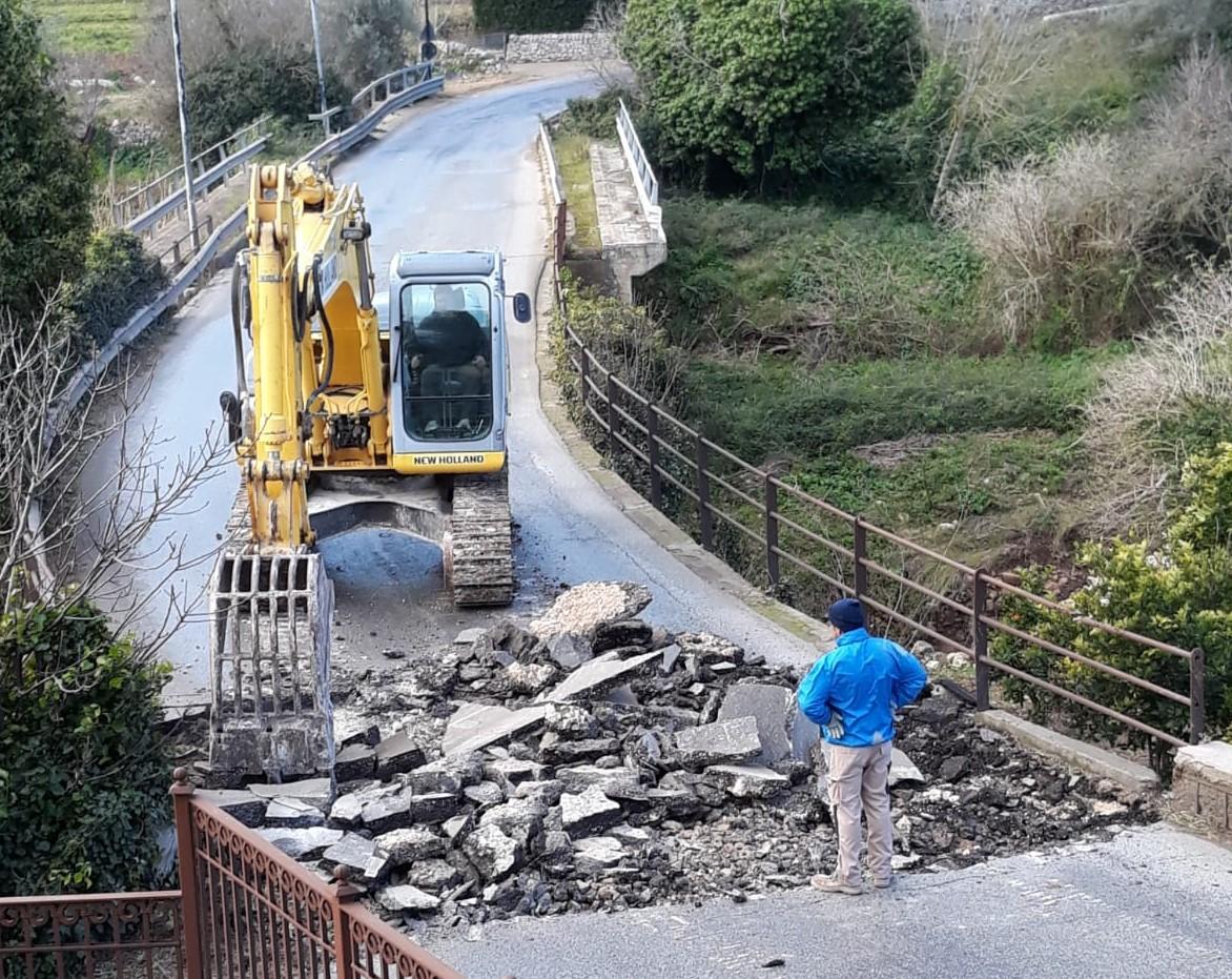 Modica, a Cava Ispica via ai lavori per la strada di accesso al Parco