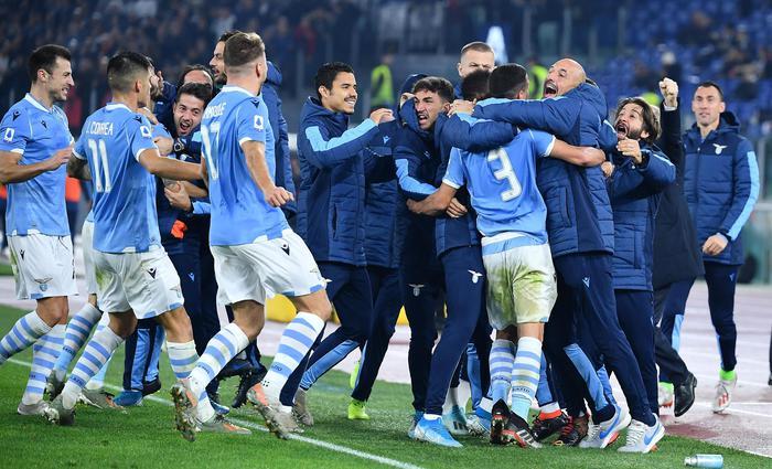 La Signora cade all'Olimpico, la Lazio batte la Juventus in rimonta ( 3 - 1)