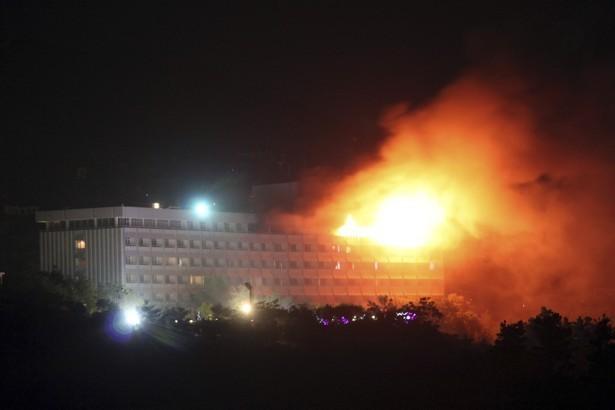 Kabul: concluso assalto all'Intercontinental, almeno sei morti