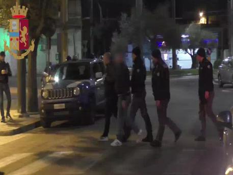 Droga, armi e gioco  d'azzardo: 69 arresti a Lecce per mafia