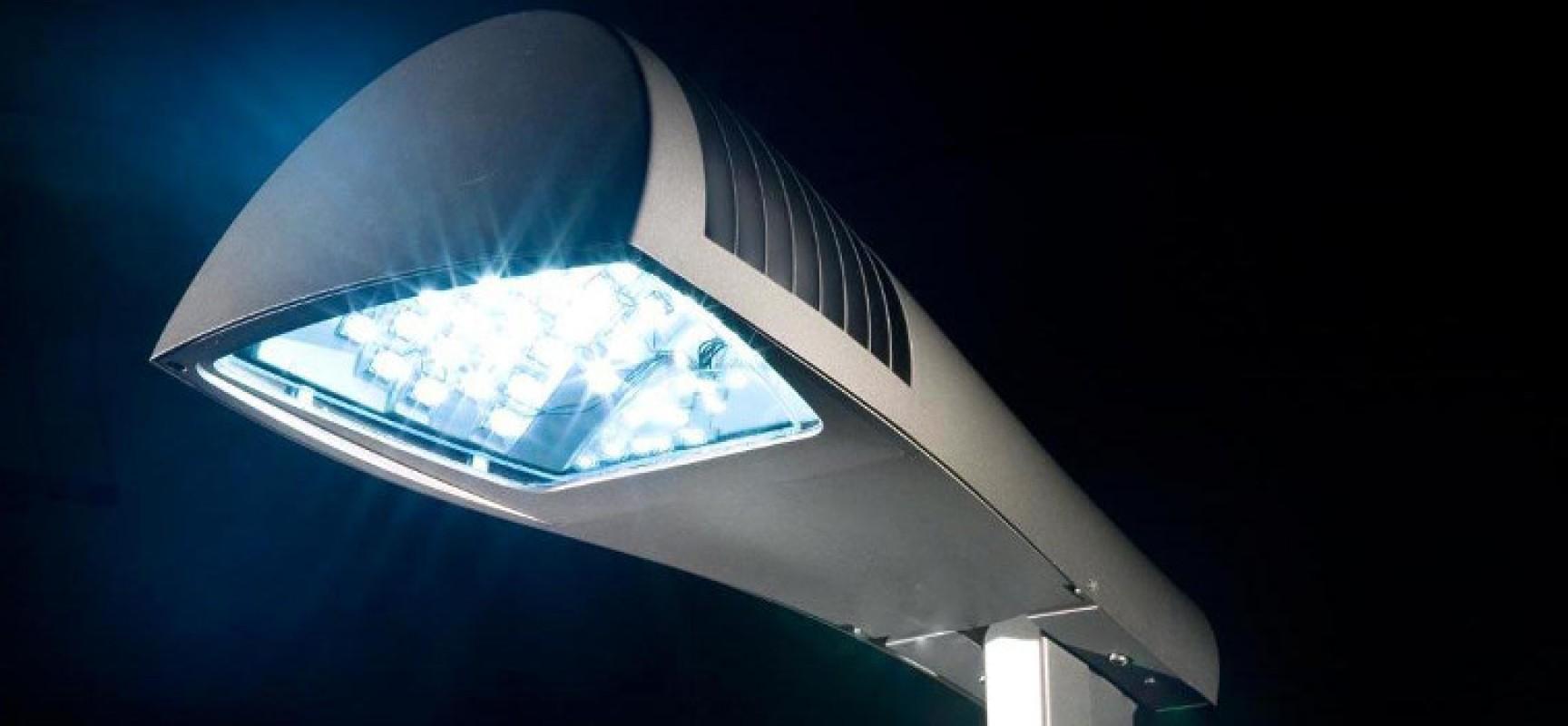 Vittoria, finanziamento per migliorare l'illuminazione pubblica