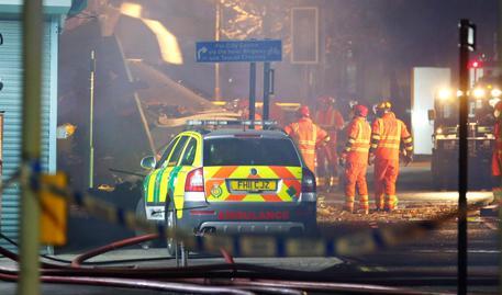 Gb, esplosione a Leicester: distrutto uno stabile, 4 morti