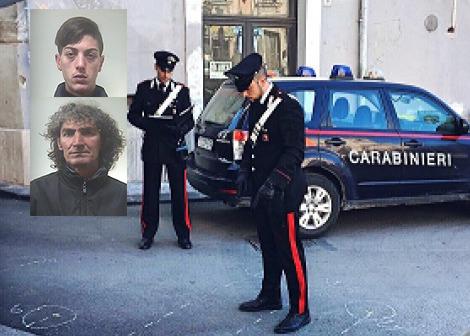 La sparatoria al bar di Lentini, due arresti per la droga