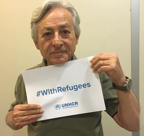 Al Teatro Greco di Siracusa al via la Giornata mondiale del rifugiato
