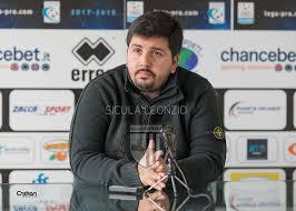 Sicula Leonzio, Leonardi presenta alla stampa il nuovo tecnico e il Dg