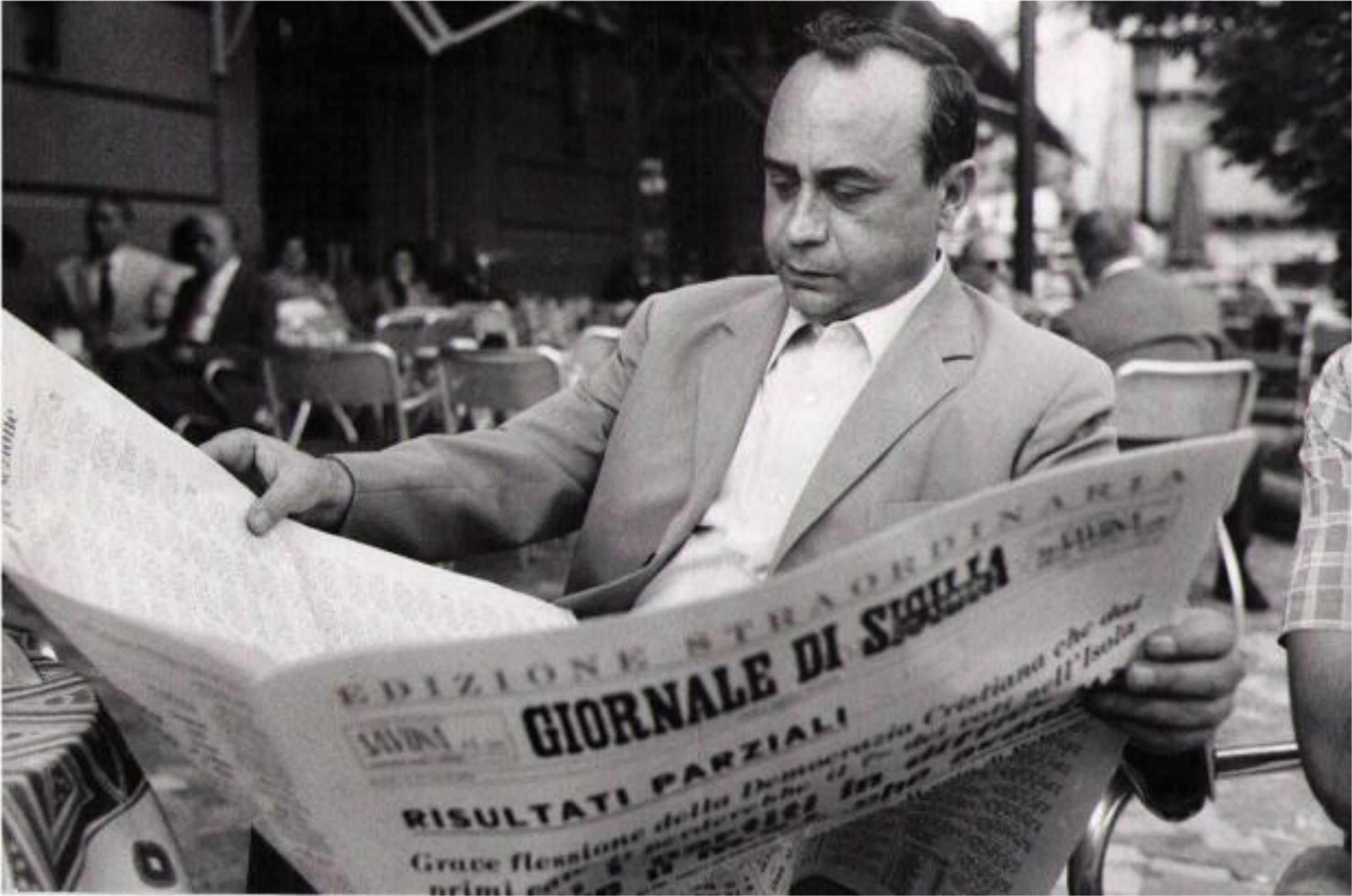 Modica, Mario Grasso ricorda Leonardo Sciascia a trent'anni dalla morte