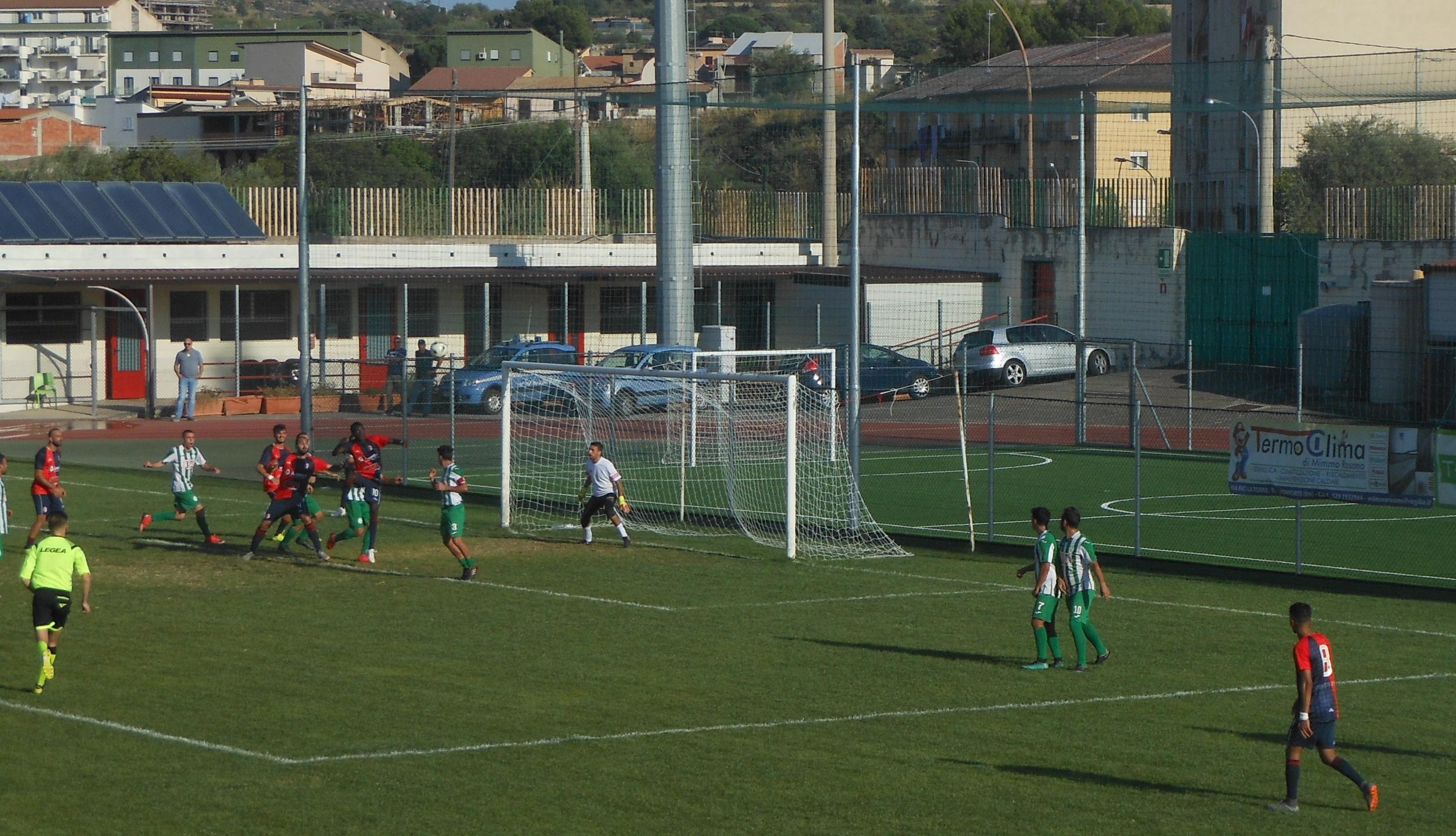 Calcio, Promozione: Modica e Frigintini fanno festa insieme con la prima vittoria