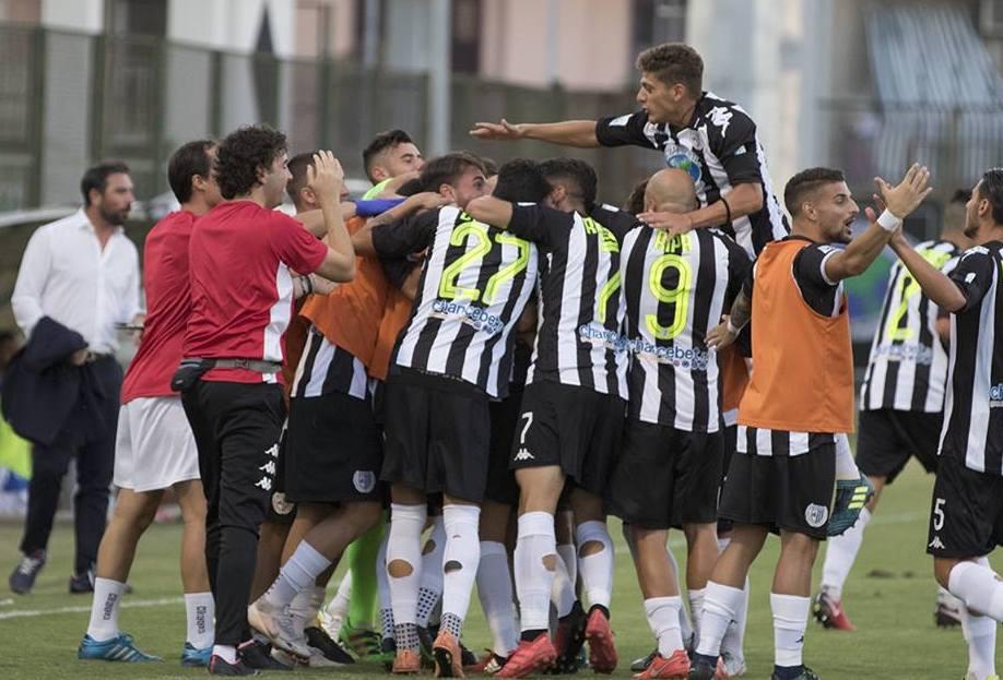 Debutto con il botto per la Sicula  Leonzio: tre gol al Matera