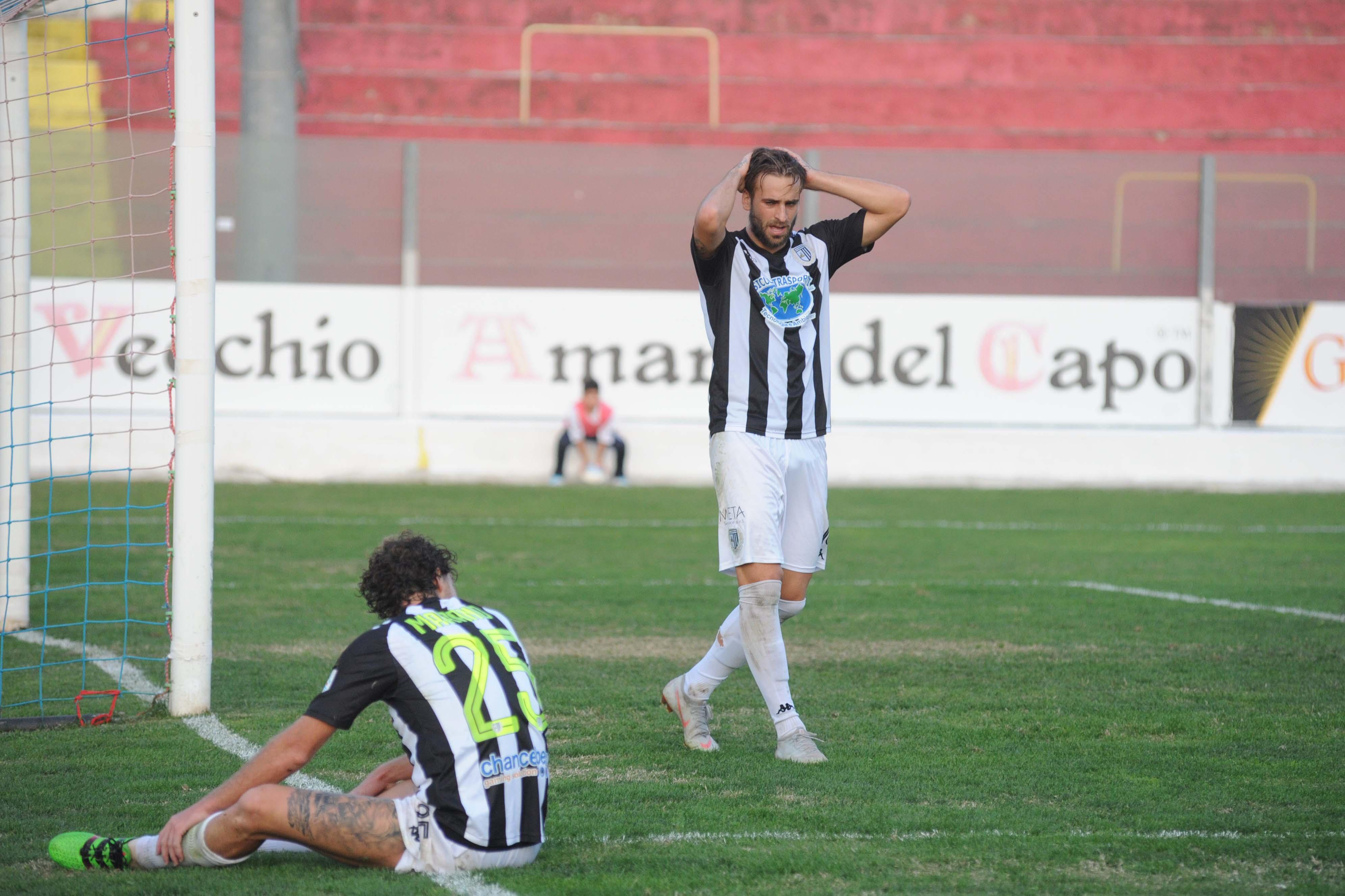 La Leonzio beffa la Casertana in trasferta: al 90' arriva il gol dell' 1 a 1