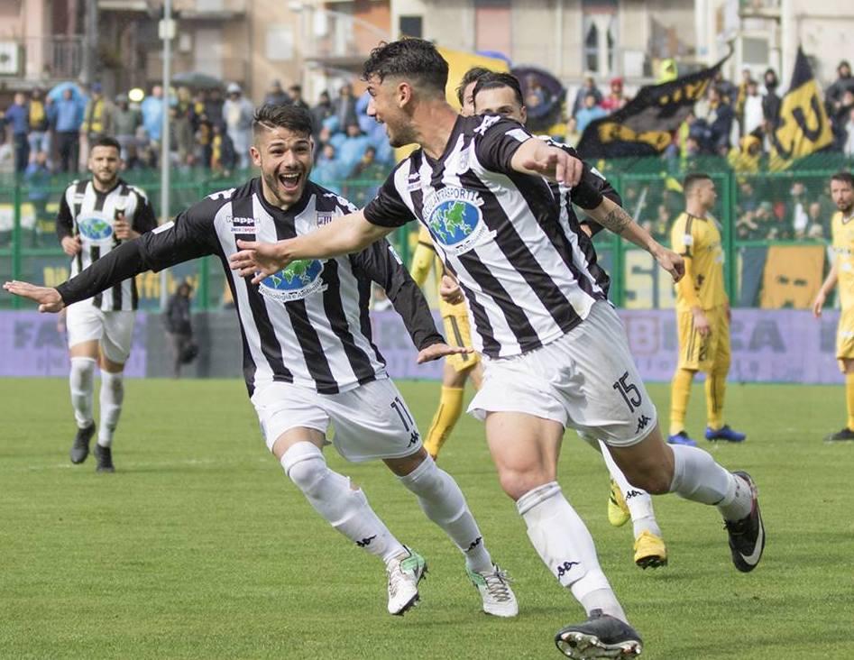 Alla Leonzio non basta il doppio vantaggio: vince la Juve Stabia in rimonta
