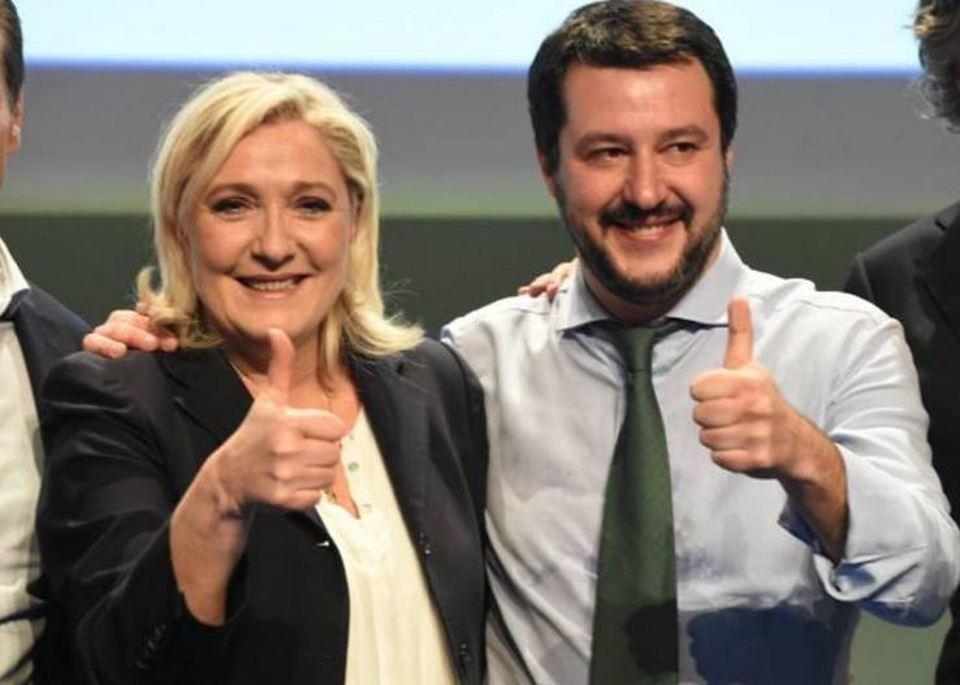 Le Pen: in Italia dialogo privilegiato con Salvini